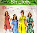 Simplicity 9195 A