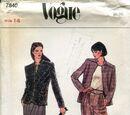 Vogue 7840 B