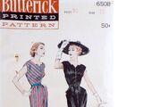 Butterick 6508 D