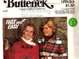 Butterick 5635
