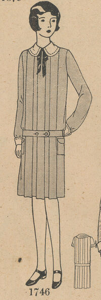 Butterick 1746 A