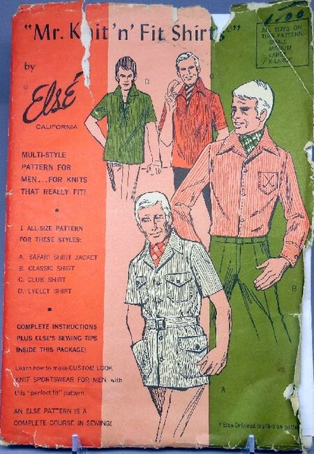 Else guys shirts 205