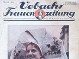 Vobachs Frauenzeitung No. 11 Vol. 35 1932