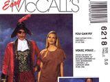 McCall's 6218 A