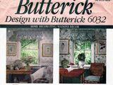 Butterick 6032 A