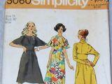Simplicity 5060 A