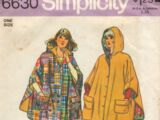 Simplicity 6630