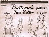 Butterick 3236 B