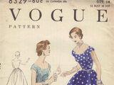 Vogue 8329 B
