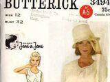 Butterick 3494