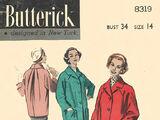 Butterick 8319