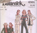 Butterick 6501
