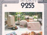 Simplicity 9255