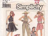 Simplicity 8614 A