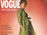 Vogue Pattern Book December 1963/January 1964