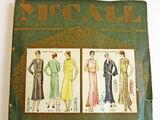 McCall Counter Catalog April 1930