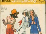 Simplicity 9922