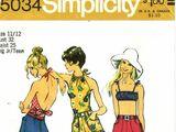 Simplicity 5034