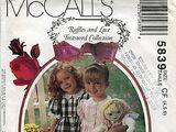 McCall's 5839 A
