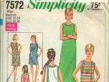 Simplicity 7572