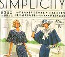 Simplicity 9360
