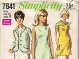 Simplicity 7641 A