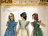 Simplicity 5428