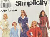 Simplicity 8006 A