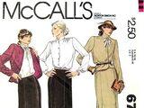 McCall's 6715 A