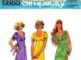 Simplicity 6885 B