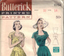 Butterick 6154 A