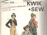Kwik Sew 708