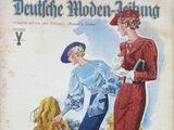 Deutsche Moden-Zeitung No. 23 Vol. 44 1935