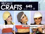 McCall's 645