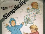 Simplicity 5286 B