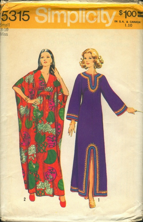 Simplicity 5315 | Vintage Sewing Patterns | FANDOM powered by Wikia