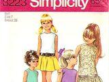 Simplicity 8223