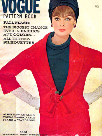 Vogue Pattern Book Aug-Sep1964