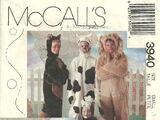McCall's 3940 A