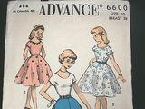 Advance 6600