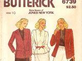 Butterick 6739
