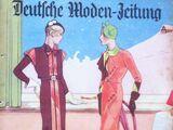 Deutsche Moden-Zeitung No. 6 Vol. 42 1932/33