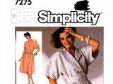 Simplicity 7275