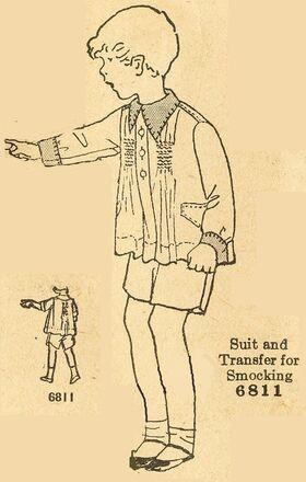 Butterick 6811 1926