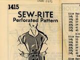 Sew-Rite 1415