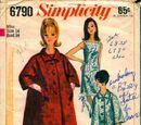 Simplicity 6790 A