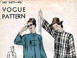 Vogue 5477