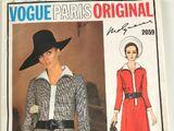 Vogue 2059 A