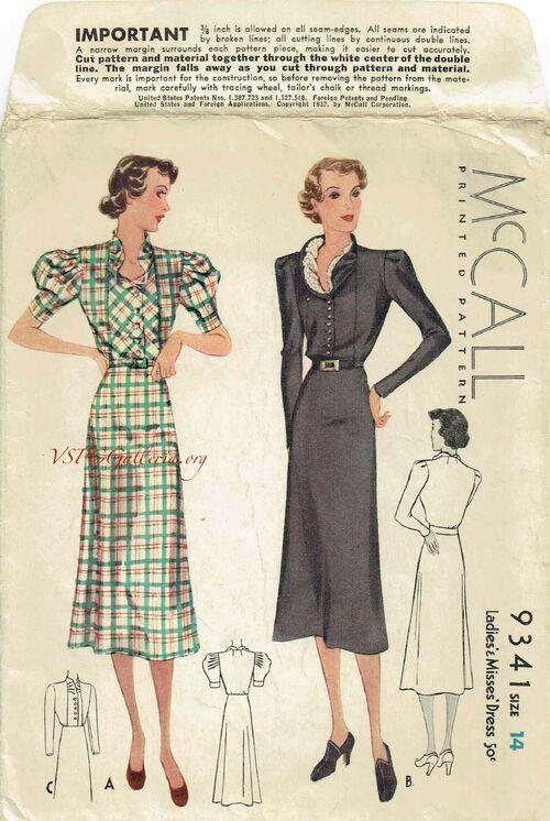 McCall 9341