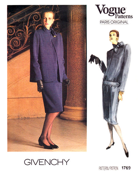 Vogue-1769-Givenchy-pattern